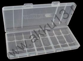 Фирменный бокс Maha для хранения/переноски аккумуляторов 8 АА/ААА