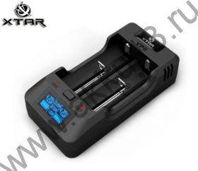 Зарядник XTAR VP2 (только для Li-ION)