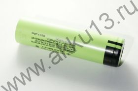 Panasonic NCR18650B 3400 мАч
